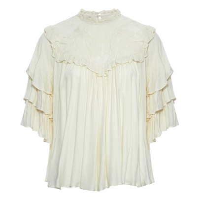 Sessun Blouse Jane Austen-listing