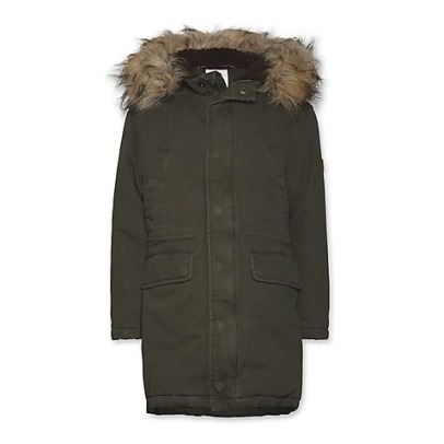 AO76 Faux Fur Lined Parka -listing